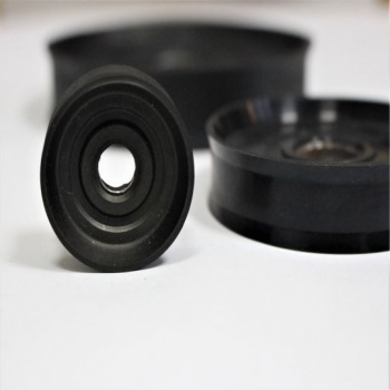 Double acting V-ring – type T