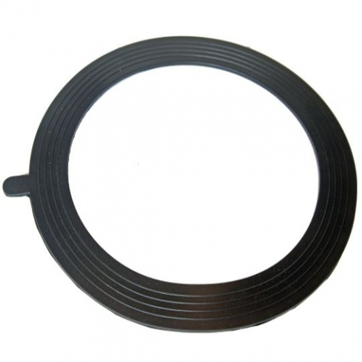 Flange coupler gaskets for water appliance