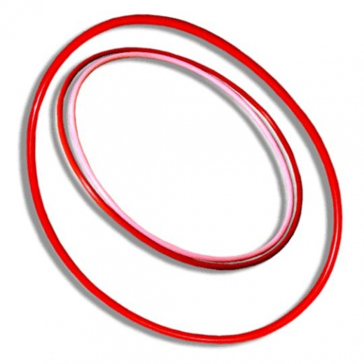 Seals for hydraulic and pneumatic equipment - type O rings