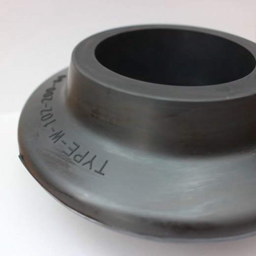 Rubber ring type W